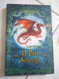 O Pais Secreto - 260 páginas