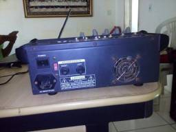 Mesa de som com amplificador JWL