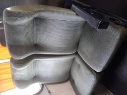 Poltronas reclináveis para Onibus Marcopolo