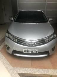 Toyota Corolla GLI Upper 1.8 Flex Automático 2016 - 2016
