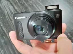 Câmera Cânon sx 610 hs