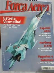 Força Aérea Russa - 2 revistas
