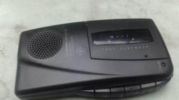 Antigo Gravador GE General Electric com 4 Microcassete da Sony ESTOU ACEITANDO OFERTAS !