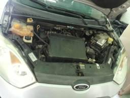 Ford fiesta 1.6 gnv - 2012