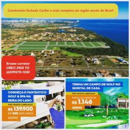 Mega lançamento condomínio Caribe golf