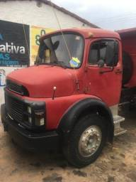 Caminhão Caçamba 1113 - 1987
