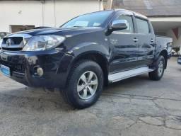 Toyota Hilux SRV cd 4x4 -2009 - 2009