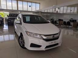 HONDA CITY 1.5 LX 16V FLEX 4P AUTOMATICO. - 2016
