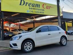 VW GOL 1.0 12v MPI FLEX COMPLETO ÚNICO DONO COM 12 MIL Km 2020