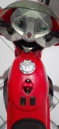 Vendo moto elétrica triciclo 12v