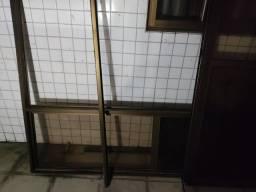 Porta de varanda