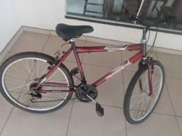 Bicicleta com Marcha