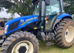 Trator New Holland Tl60 2017