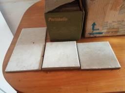 Revesimento Esmaltado Portobello 15 x 15 - Asti White 15x15 Deco Código 88711E