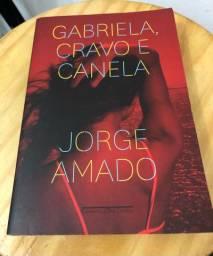 Livro Gabriela Cravo e Canela - Jorge Amado