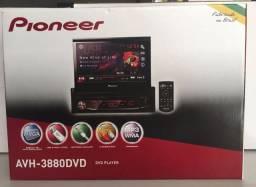 DVD Pioneer 1din retrátil
