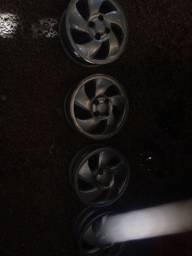 04 rodas aro 14 Kia Picanto R$ 450