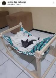 Cama rede para gatos