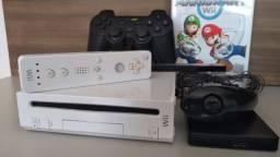 Vendo/Troco Nintendo Wii Desbloqueado com mais de 3000 jogos