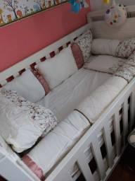 Berço / mini cama colchão
