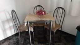 Mesa c/4 cadeiras - NOVÍSSIMA