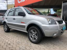 FORD ECOSPORT 2007 FREESTYLE 1.6 Prata