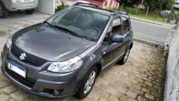 SUZUKI SX4 2011 4WD