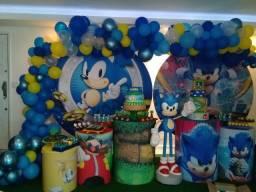 Balões serviços atendo a parte de Jacarepaguá