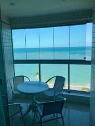 Apartamento com vista para o mar de todos os comodos