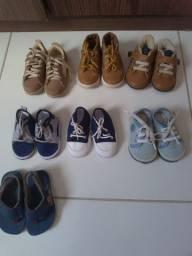 Sapatos para menino
