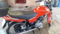 Cg Titan KS 125cc. Linda