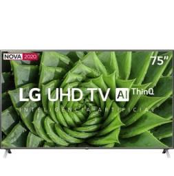 TV LG Ultra HD 75? polegadas zerada
