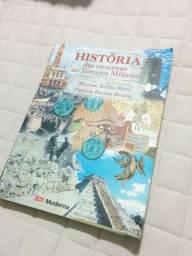 História - Das Cavernas ao Terceiro Milênio - Vol. Único