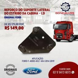REFORÇO DO SUPORTE LATERAL DO ESTRIBO DA CABINA L-D