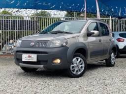 Fiat Uno WAY 1.0 8v COMPLETO + RODAS DE LIGA LEVE