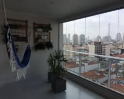 Excelente Apartamento no Condomínio Red com 71 m²/2 Dorms/2 vagas/ Varanda Gourmet à Venda