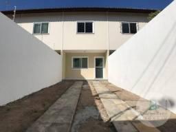 Casa com 2 dormitórios para alugar, 71 m² por R$ 750,00/mês - Vereda Tropical - Eusébio/CE