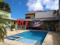 Casa à venda com 4 dormitórios em Anil, Rio de janeiro cod:RLCA40023