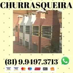 Churrasqueira Pre Moldada ,50124705