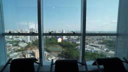 Apartamento com 1 dormitório à venda, 67 m² por R$ 340.000,00 - Setor Bueno - Goiânia/GO