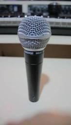 Microfone Shure SM58 Ótimo Estado