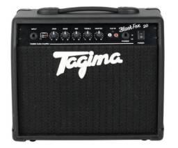 Amplificador Tagima Black Fox 20 com Distorção