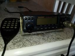 Radio VHF Yaesu FT-2200 c/ aviação