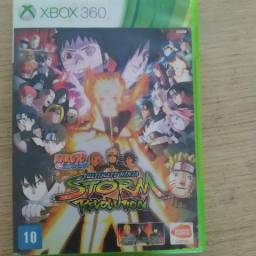 Usado, Naruto ultimamente ninja Storm Revolution Xbox 360 original comprar usado  Águas Lindas de Goiás
