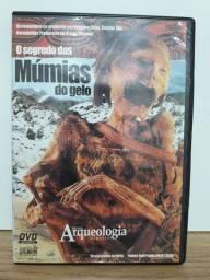 DVD O segredo das múmias apenas Rs 20,00