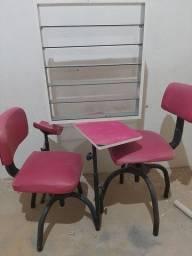 Expositor de esmaltes cadeiras  tudo