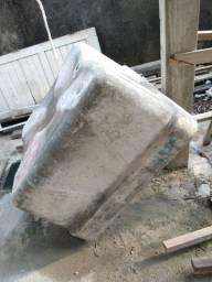 Caixa d`agua de fibra