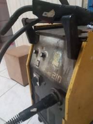Maquina de solda Mig v8 210a