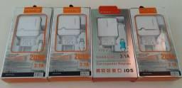 Carregador Iphone (Entrega Domiciliar Grátis)
