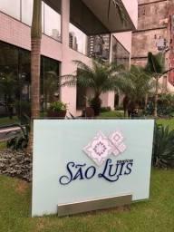 Apartamento na Batista Campos, 3 suítes, Edifício São Luís com 125m² - R$ 640.000,00